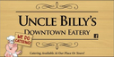 Uncle Billy's Downtown Eatery Logo